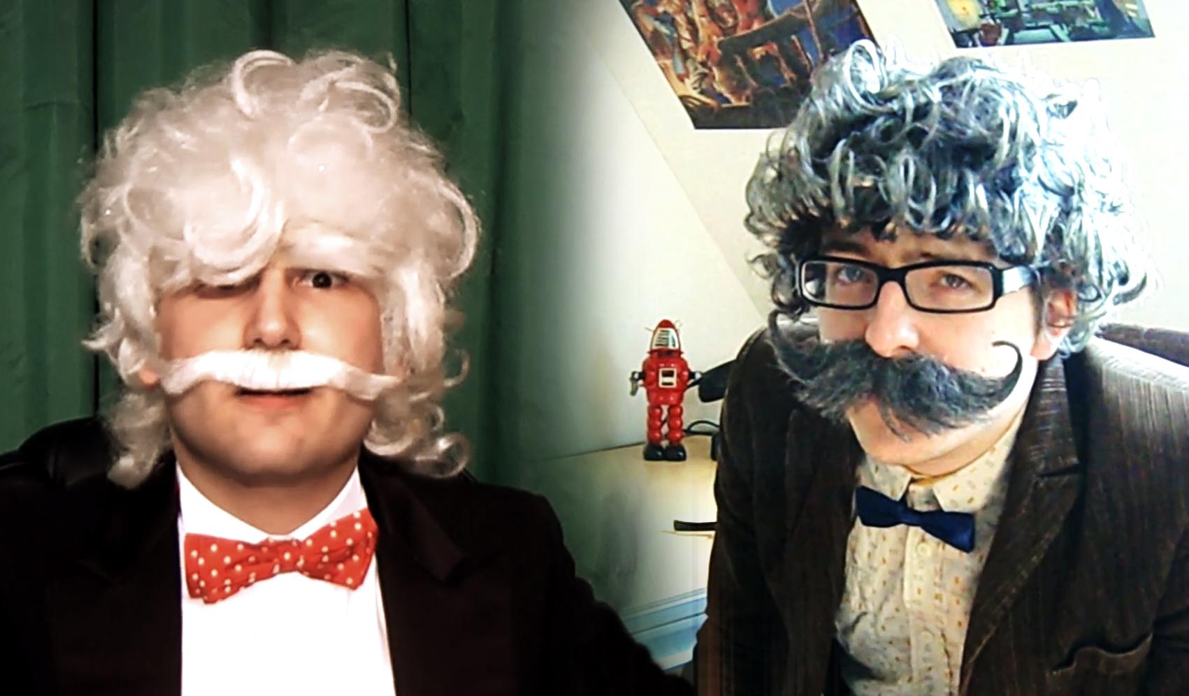 Kauff and Gustav Silverwolfpet Ask a monkeyologist