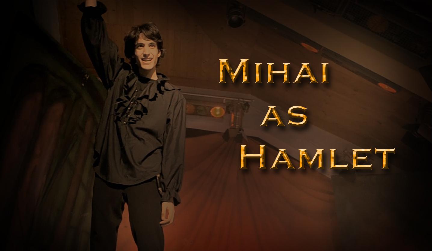 Mihai Constantinescu - Hamlet - SilverWolfPet - Shakespeare