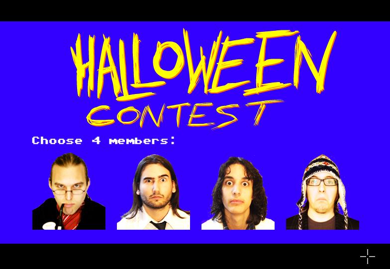 Halloween Contest Game SilverWolfPet Mihai Andrei Majus Suro Thorsten Fietzek