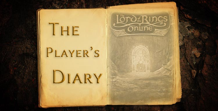 The Player Diary LOTRO Lord of the Rings Online