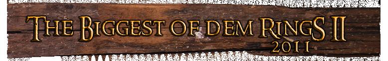The Biggest of Dem Rings 2 - Al Mai Mare Dintre Inele 2 - Title SilverWolfPet