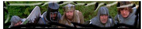 Monty Python Holy Grail Blu Ray SilverWolfPet