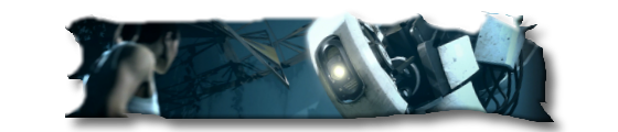 Portal 2 Valve SilverWolfPet