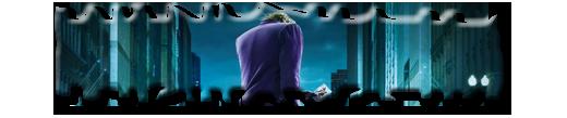 The Dark Knight Joker SilverWolfPet