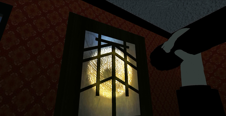 Plustard Game SWP flashlight survival horror 2016 SilverWolfPet